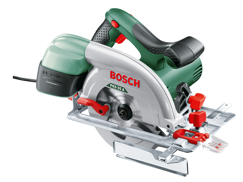Bosch PKS 55A + řezný kotouč precison 18 zubů