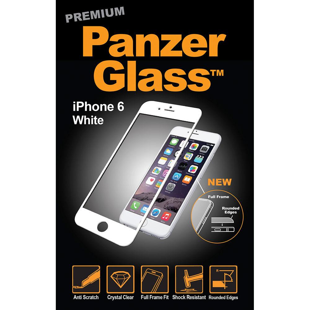 Panzerglass Premium iPh 6/6s (bílá)