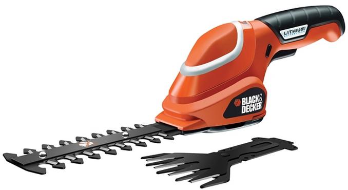 BLACK & DECKER GSL700, aku nůžky