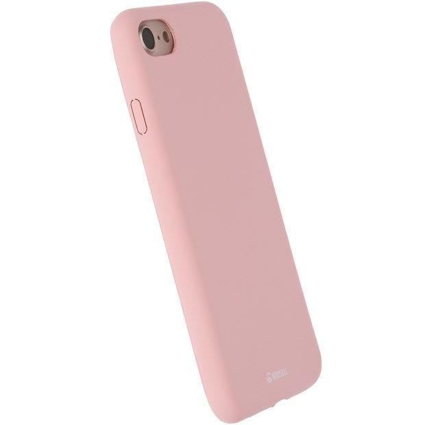 Krusell kryt pro iPhone 7 (růžový)