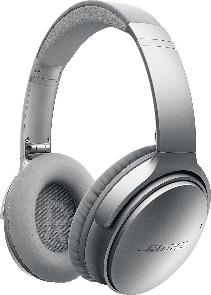 Bose QuietComfort 35 (stříbrná)