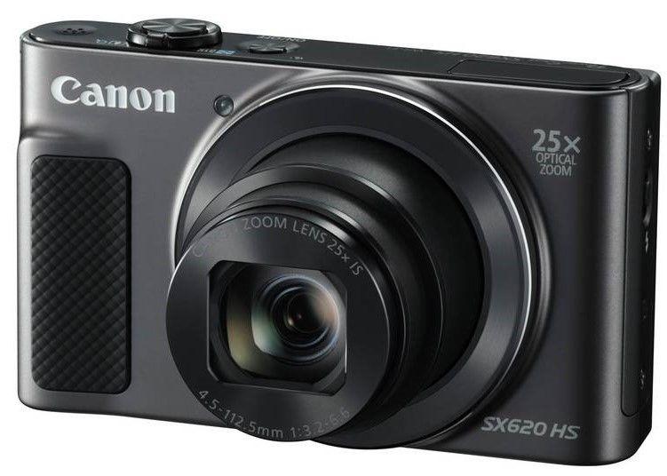 Canon PowerShot SX620 HS (černý)
