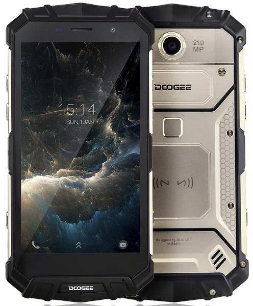 Doogee S60 Dual SIM 6GB/64GB černý
