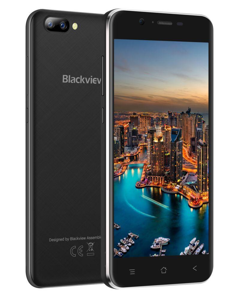 iGET Blackview GA7 černý