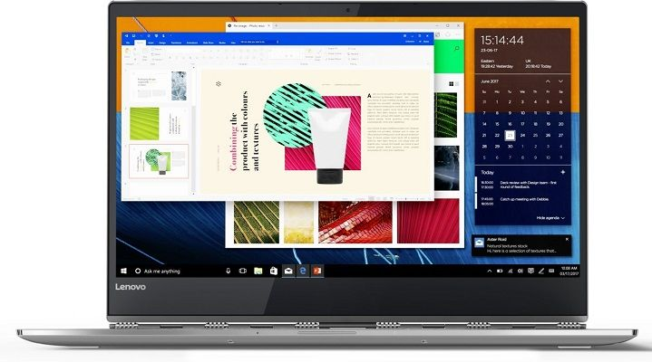 Lenovo IdeaPad Yoga 920-13, 80Y7001YCK