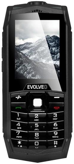 Evolveo StrongPhone Z1 černý