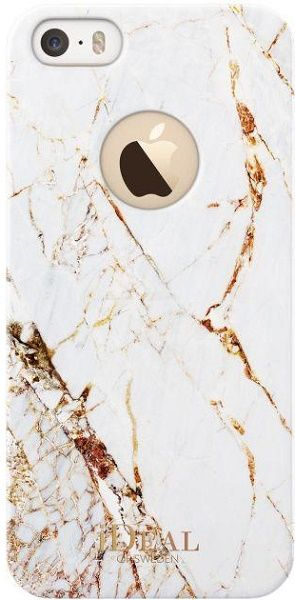 iDeal of Sweden Fashion pouzdro pro iPhone SE/5S, Gold marble