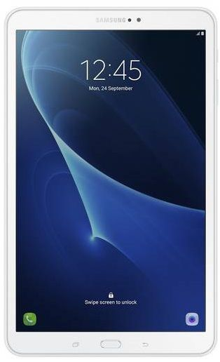 Samsung Tab A 10 Wi-Fi stříbrný