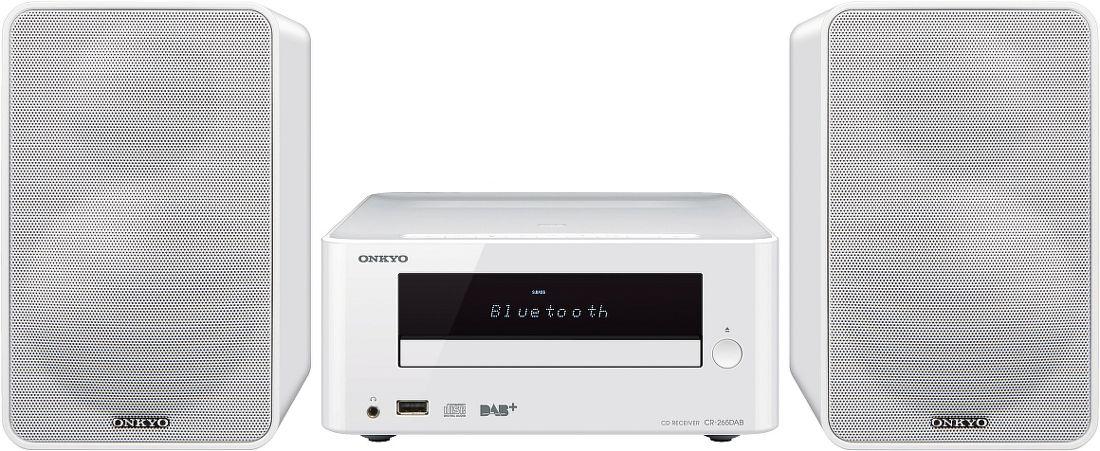 Onkyo CS-265DAB bílý