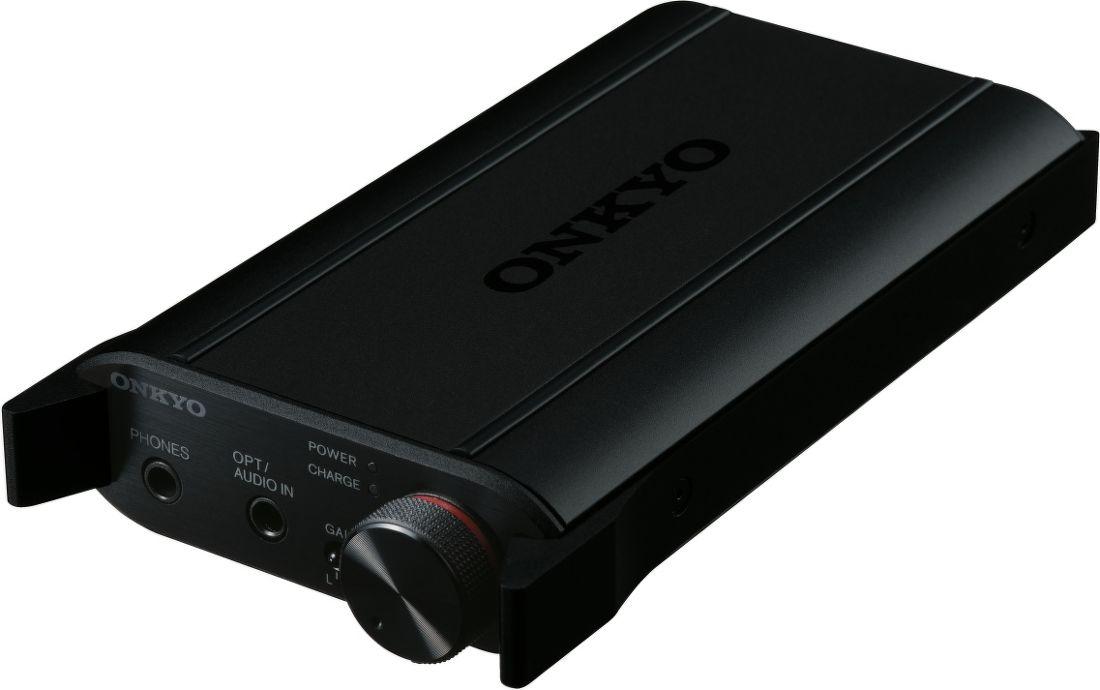 Onkyo DAC-HA200 D/A převodník se sluchátkovým zesilovačem