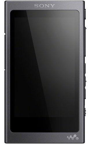Sony NW-A45B 16GB černý
