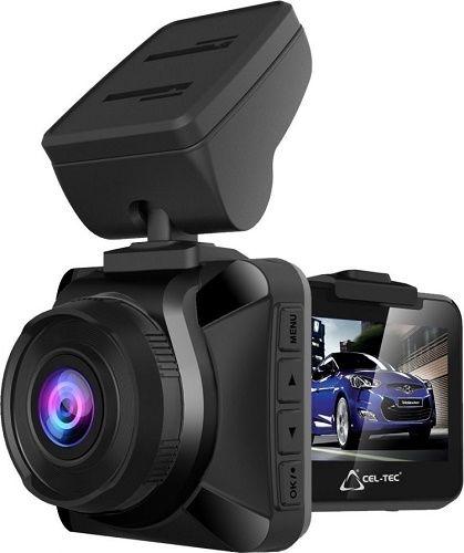 CEL-TEC E11 autokamera, černá