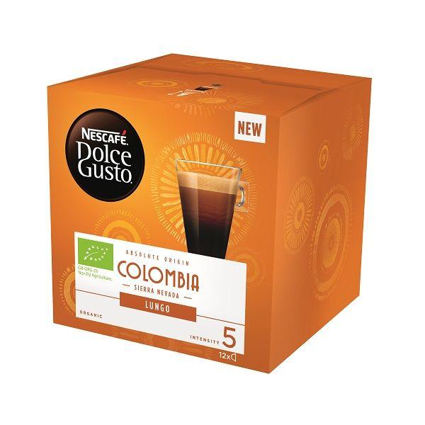 Nescafé Dolce Gusto Lungo Colombia (12ks) c857e2d20b