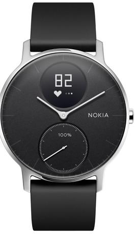 Nokia Steel HR 36mm černé