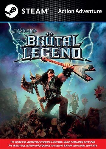 Brutal Legend - PC (Steam)