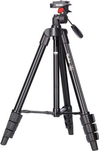 Rollei Compact Traveler Star S1 stativ, černý