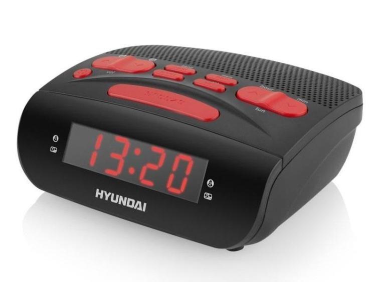 Hyundai RAC 518 PLL BR červeno-černý