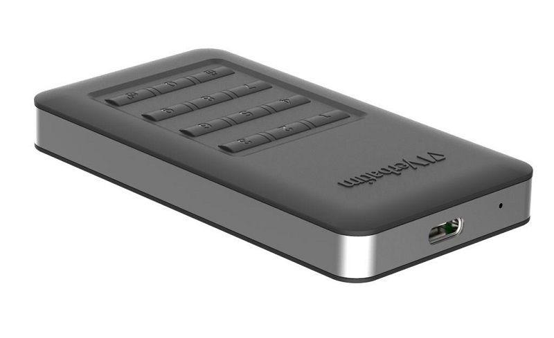 """Verbatim Store 'n' Go Secure SSD 2,5"""" 256GB"""