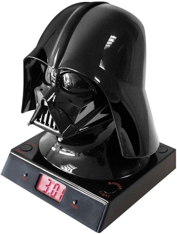 Star Wars Darth Vader projekční budík