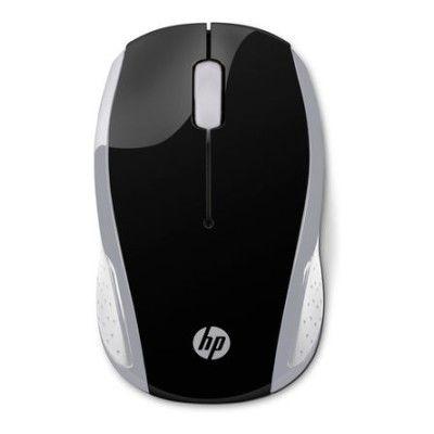 HP Wireless Mouse 200 stříbrná