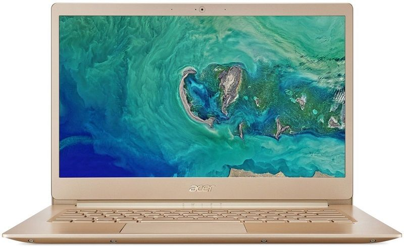 Acer Swift 5 NX.GU4EC.003 zlatý