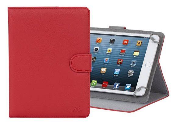 "RivaCase 3014 pouzdro na tablet 8"" červené"