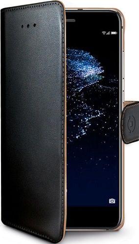 Celly Wally knížkové pouzdro pro Huawei P10 Lite, černá