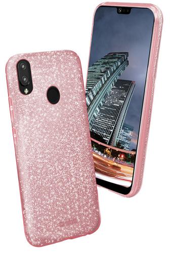 SBS Sparky pouzdro pro Huawei P20 Lite, růžová