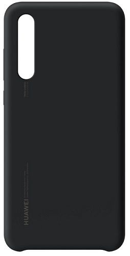 Huawei silikonové pouzdro pro Huawei P20 Pro, černé