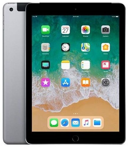 Apple iPad 2018 128GB WiFi Cell vesmírne šedý