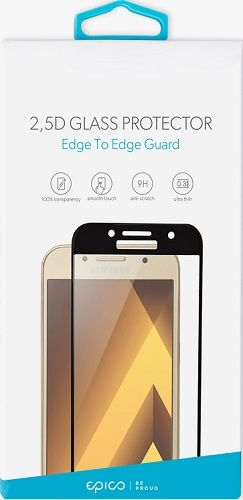 Epico 2.5D tvrzené sklo pro Huawei P20 Lite, černé
