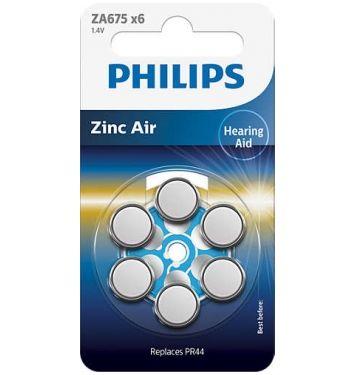 PHILIPS LIGHTING ZA675B6A/10, 6x Zinc-Ai
