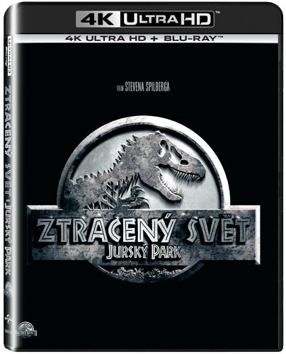 Ztracený svět: Jurský park - Blu-ray + 4K UHD film