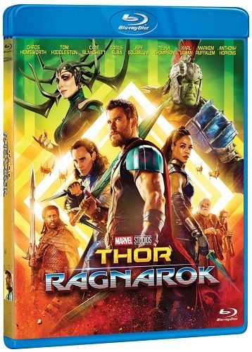 Thor: Ragnarok - Blu-ray film