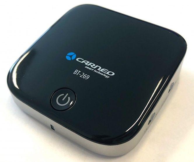 Carneo BT-269 bluetooth transmitter a receiver