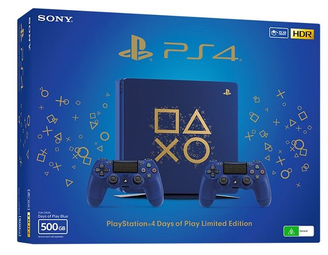 Sony PlayStation4 Slim 500GB Days of Play