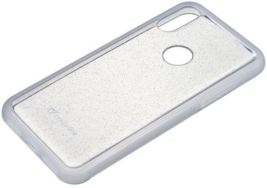 Cellularline Selfie Case pouzdro pro Huawei P20 Lite, transparentní