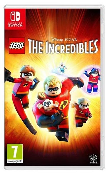 LEGO Incredibles - Switch hra