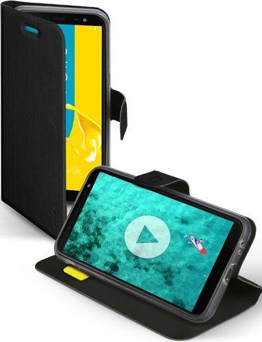 SBS Book Sense pouzdro pro Samsung Galaxy J6, černé
