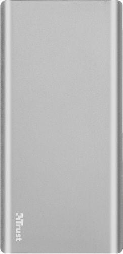 Trust Omni Thin Metal USB-C QC3 10000 mAh, stříbrná