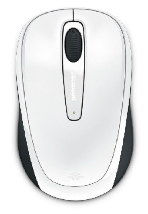 Microsoft L2 Wireless Mobile Mouse 3500 (bílá)