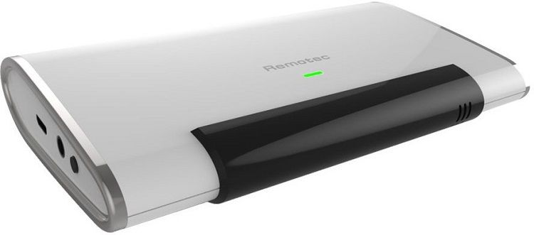 Remotec ZXT600, řízení klimatizace po IR, Z-wave