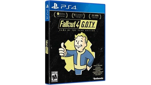 Fallout 4 (Game of the Year Edition) - PS4 hra