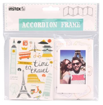 Fujifilm Instax rámeček s motivem cestování
