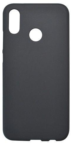 Mobilnet gumové pouzdro pro Huawei P20 Lite, černá