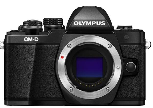Olympus OM-D E-M10 II černá