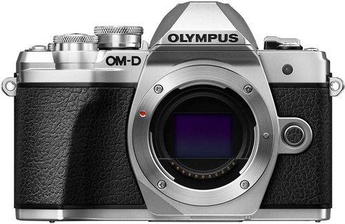 Olympus OM-D E-M10 Mark III střibrný