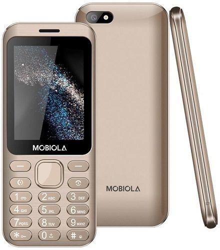 Mobiola MB3200 zlatý