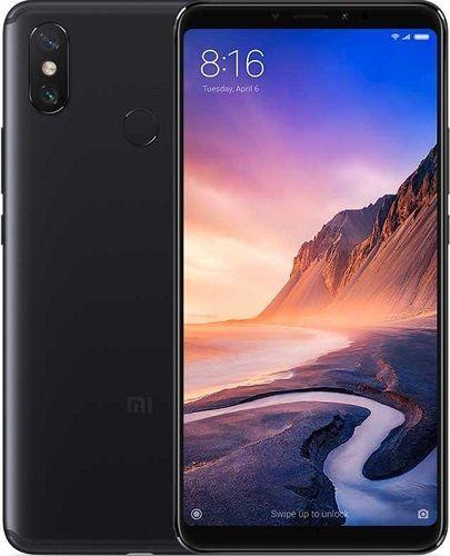 Xiaomi Mi Max 3 černý
