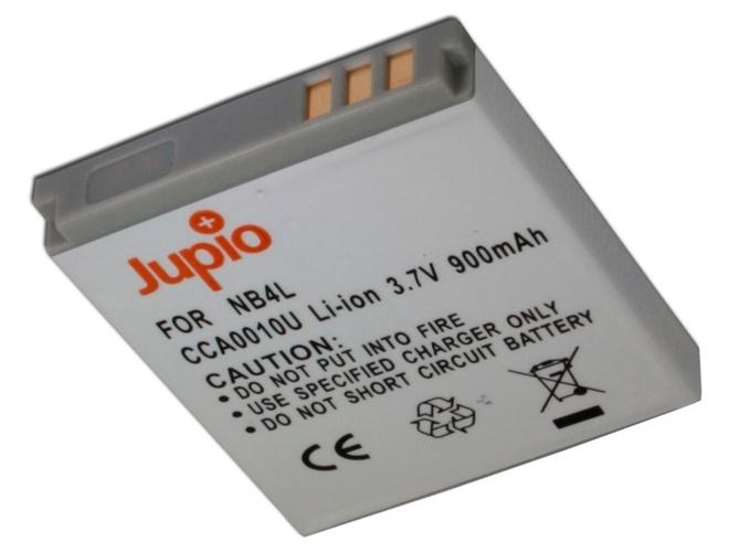 Jupio pro Canon NB-4L